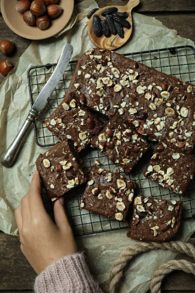 Brownies fondant chocolat - courgette