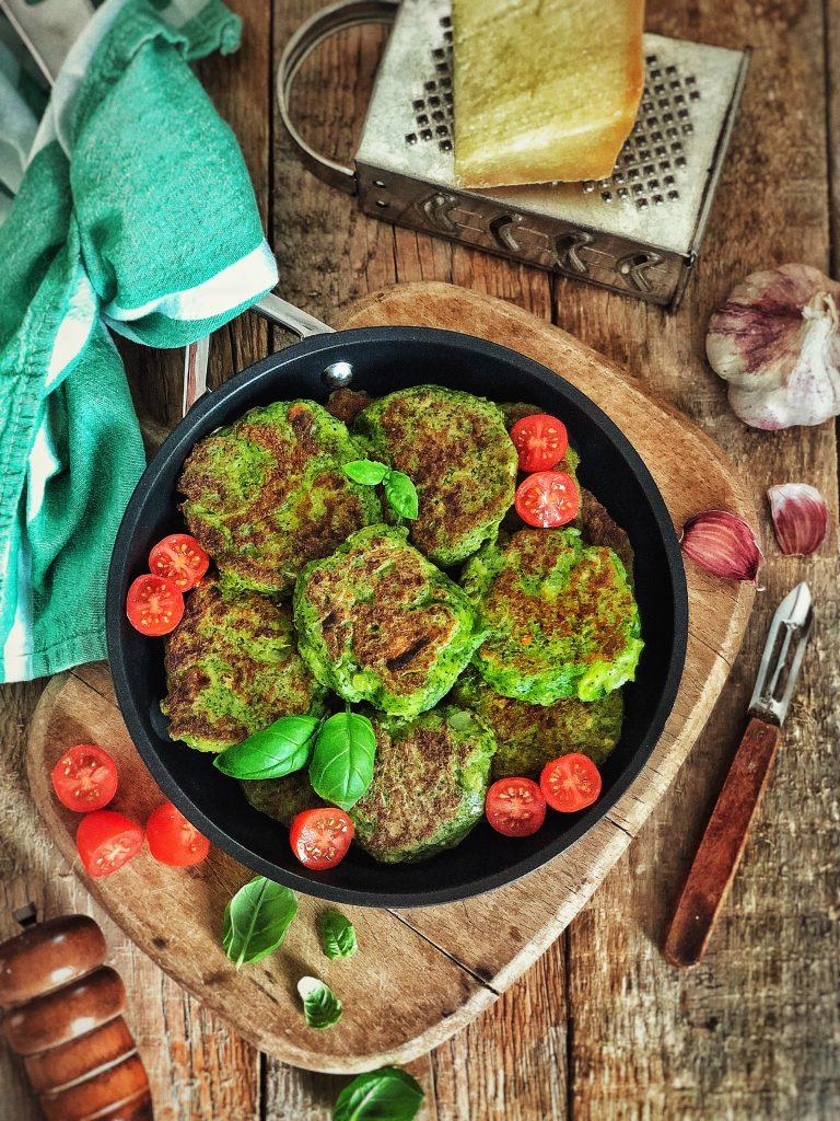 Beignet De Brocolis Au Four galettes de brocoli au parmesan